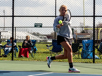 Lapel Girls Tennis 2018 0087