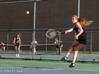 Lapel Girl's Tennis 2017 0094