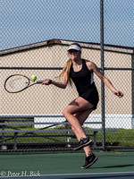 Lapel Girl's Tennis 2017 0125
