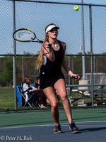 Lapel Girl's Tennis 2017 0133