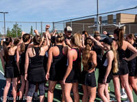 Lapel Girl's Tennis 2017 0092